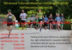 Tullaroan Marathon including Ultra,Full,Half Marathon,10K and 5k a distance to suit all the family